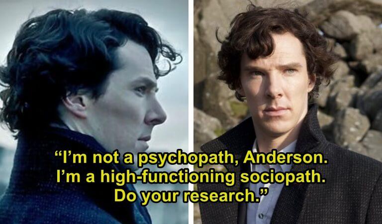 21 Best Sherlock TV Series Quotes